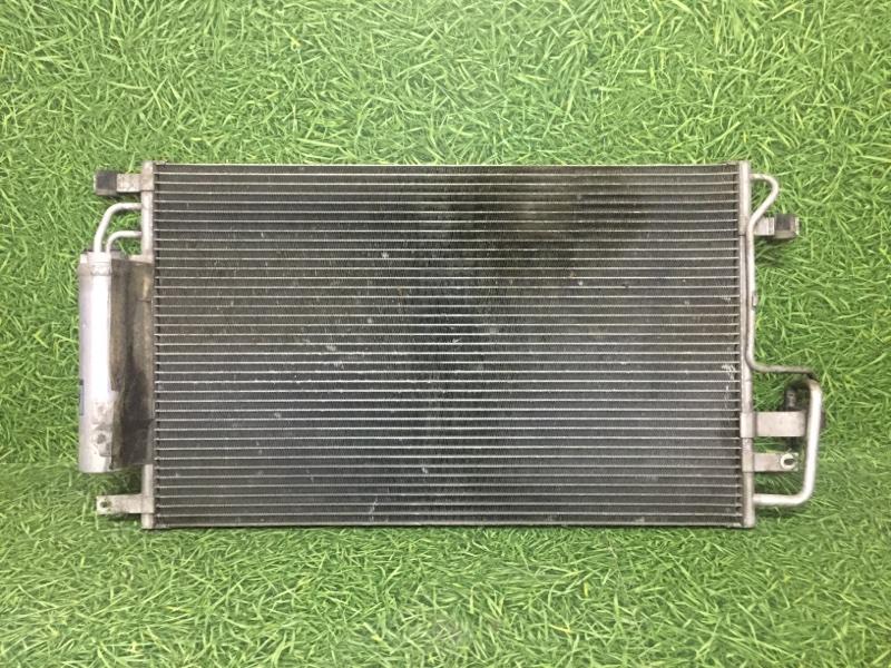 Радиатор кондиционера Hyundai Tucson JM D4EA 2006 (б/у)