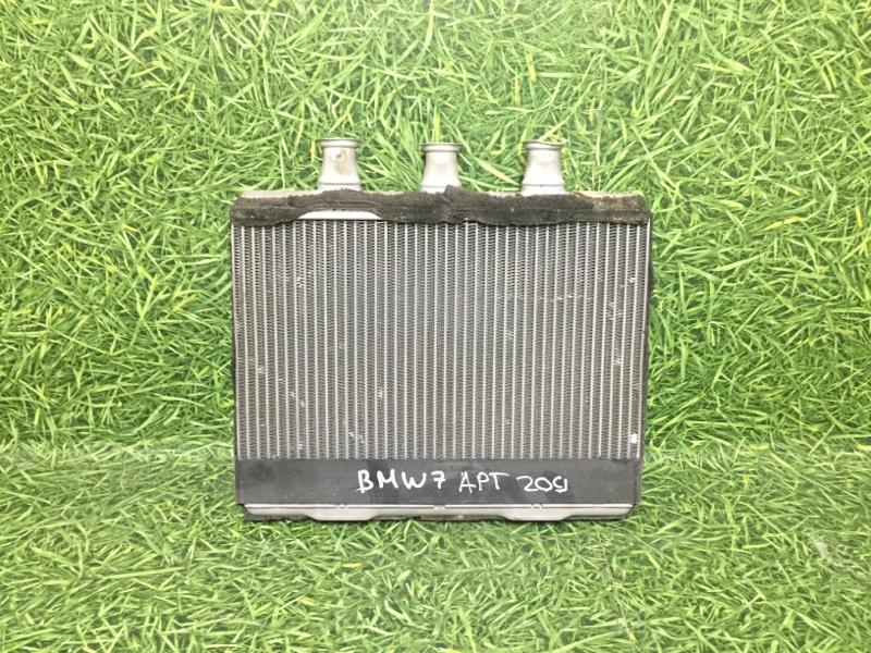 Радиатор отопителя (печки) Bmw 7 E65 N62B44 2004 (б/у)