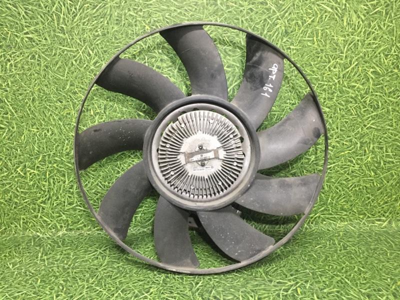 Вентилятор радиатора Bmw 7 E65 N62B44 2004 (б/у)