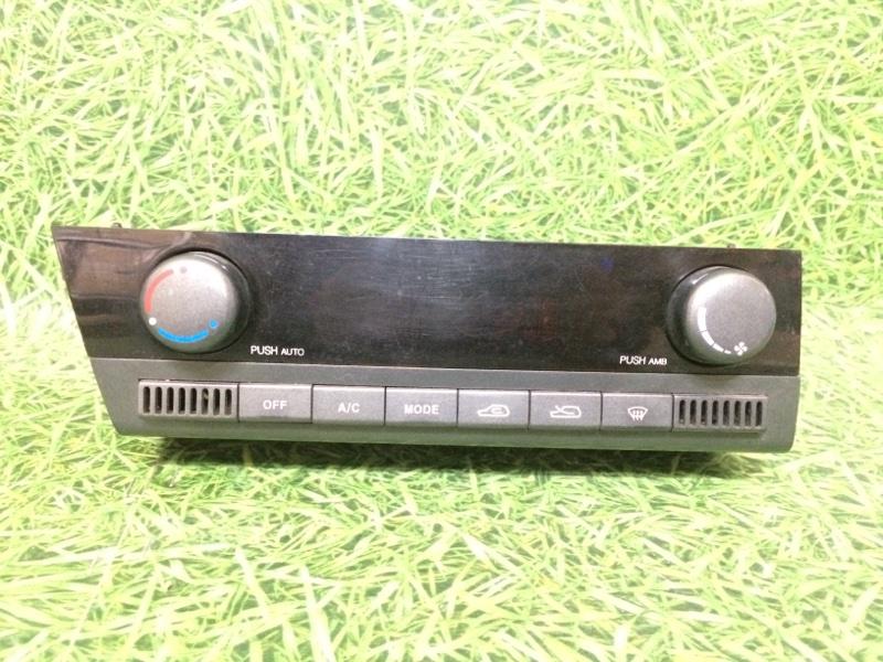 Блок управления климат-контролем Ssangyong Actyon Sports QJ D20DT 2011 (б/у)