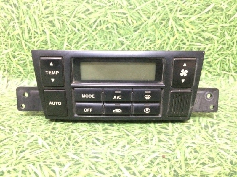 Блок управления климат-контролем Hyundai Tucson JM D4EA 2006 (б/у)