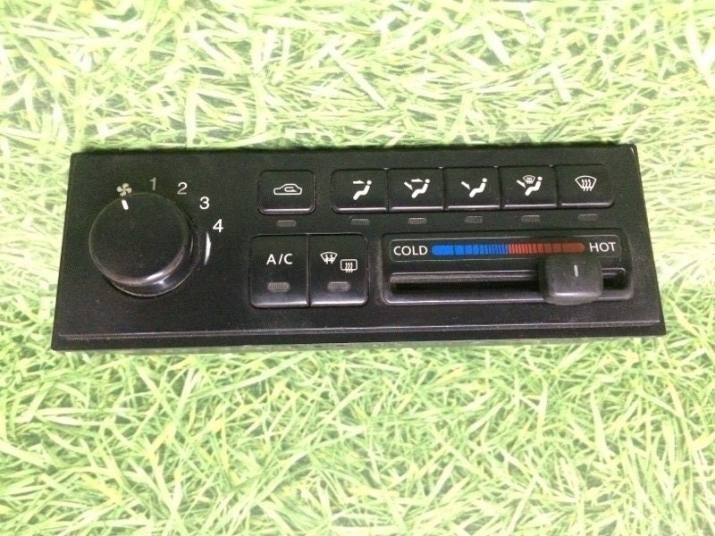 Блок управления климат-контролем Nissan Almera Cllasic B10 QJ16DE 2006 (б/у)