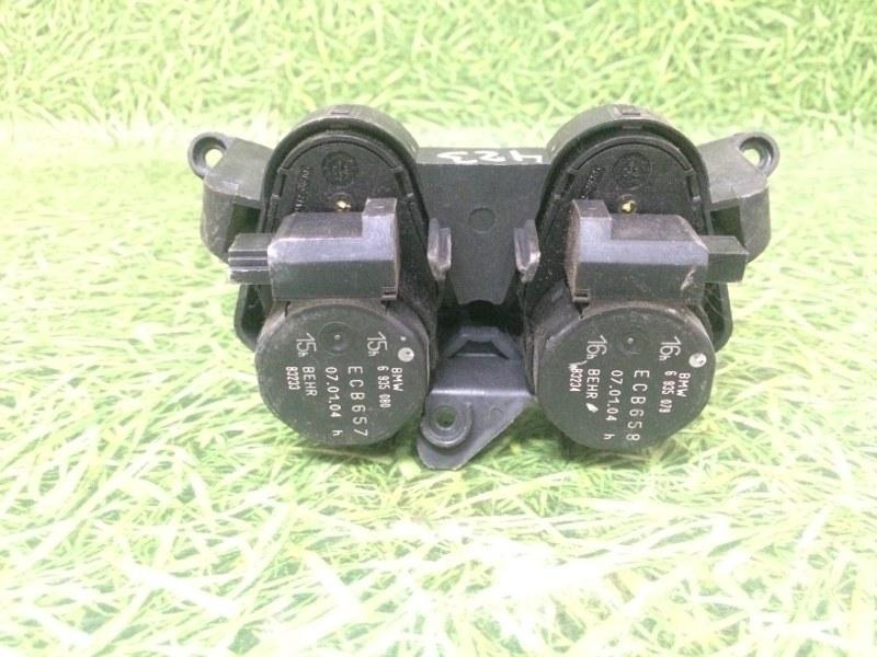 Моторчик заслонки отопителя Bmw 7 E65 N62B44 2004 (б/у)