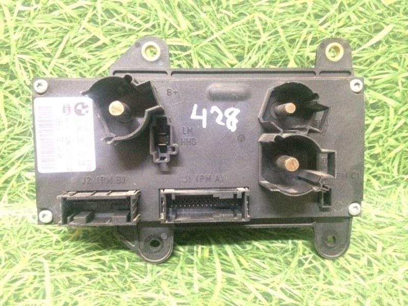 Блок электронный Bmw 7 E65 N62B44 2004 (б/у)