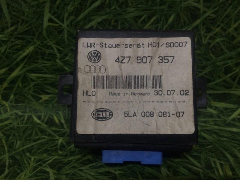Блок электронный Volkswagen Passat 3B3 AWT 2002 (б/у)