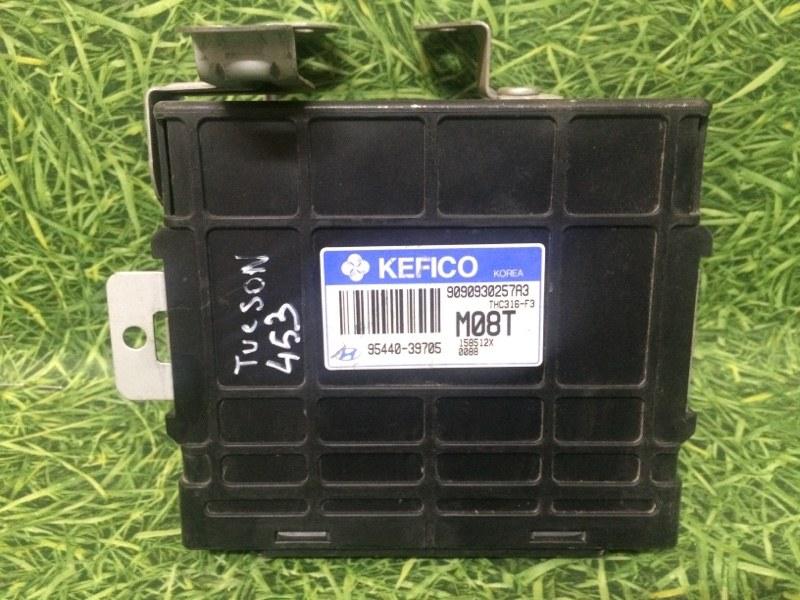 Блок управления акпп Hyundai Tucson JM D4EA 2006 (б/у)