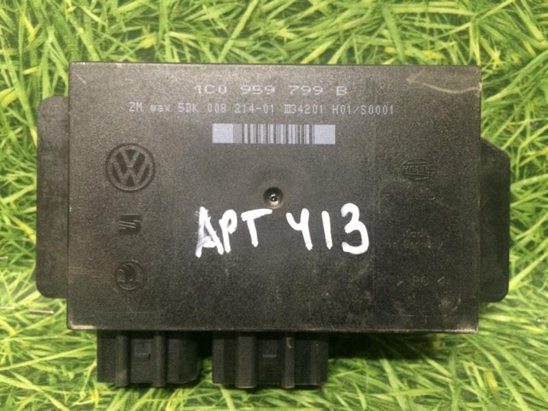 Блок комфорта Volkswagen Passat 3B3 AWT 2002 (б/у)