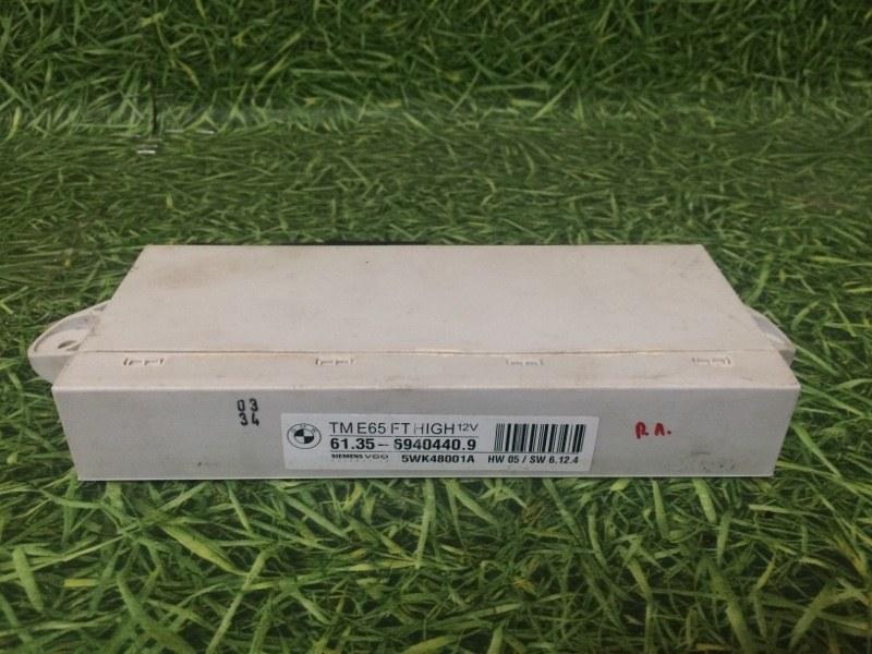 Блок комфорта Bmw 7 E65 N62B44 2004 (б/у)
