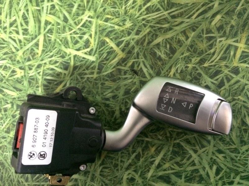 Селектор акпп Bmw 7 E65 N62B44 2004 (б/у)
