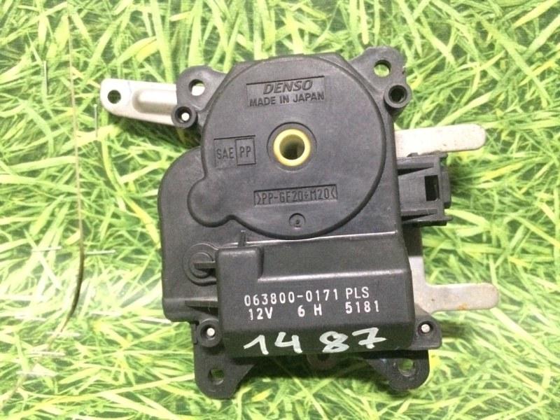 Моторчик заслонки отопителя Honda Legend KB1 J35A8 2007 (б/у)