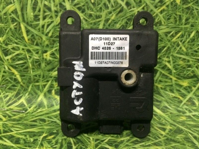 Моторчик заслонки отопителя Ssangyong Actyon Sports QJ D20DT 2011 (б/у)