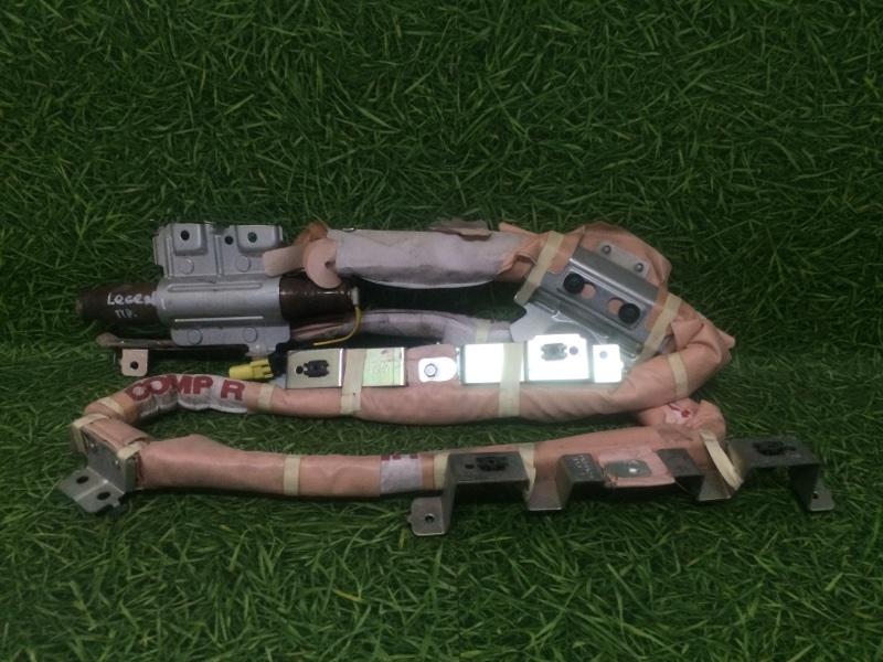Air bag подушка безопасности боковая (шторка) Honda Legend KB1 J35A8 2007 правый (б/у)