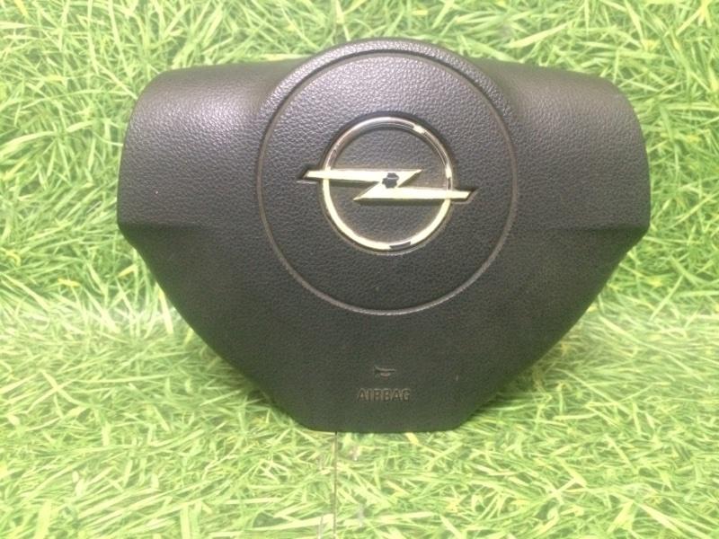 Air bag подушка безопасности в руль Opel Vectra C Z18XER 2006 (б/у)