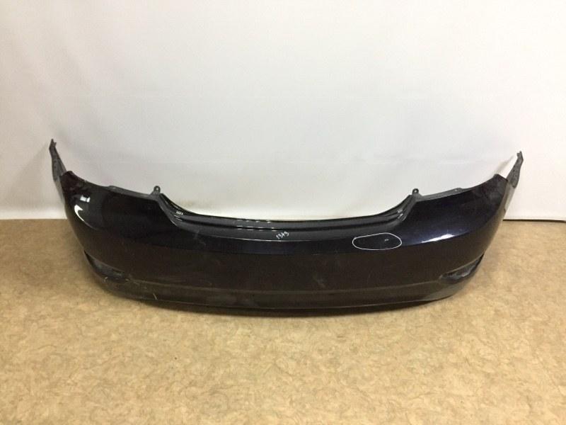Бампер Hyundai Solaris задний (б/у)
