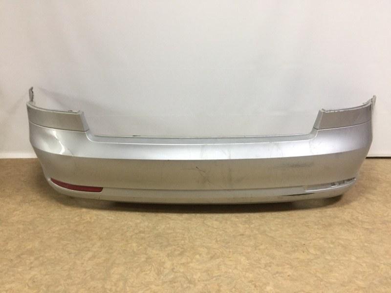 Бампер Skoda Octavia A5 задний (б/у)