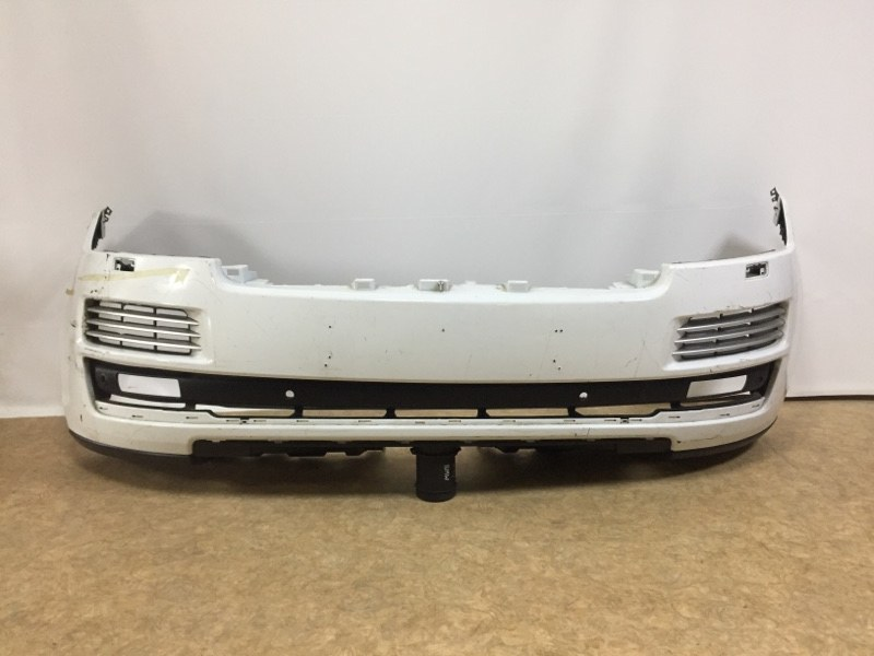 Бампер Land Rover Range Rover Evoque передний (б/у)