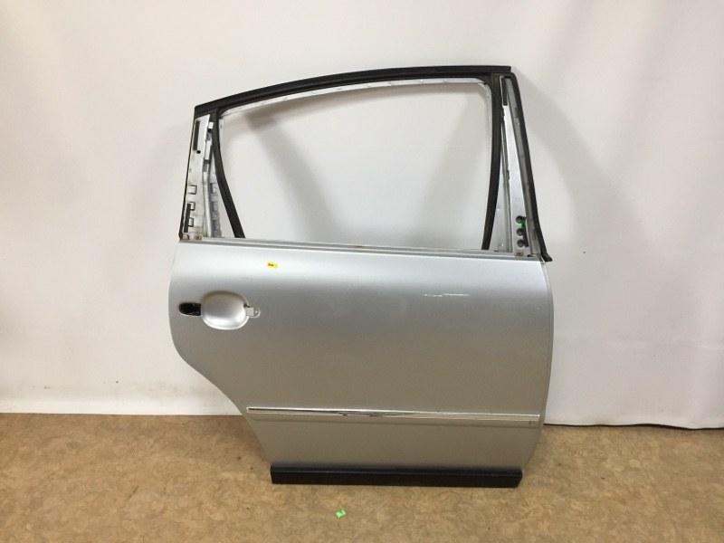 Дверь Volkswagen Passat 3B3 AWT 2002 задняя правая (б/у)