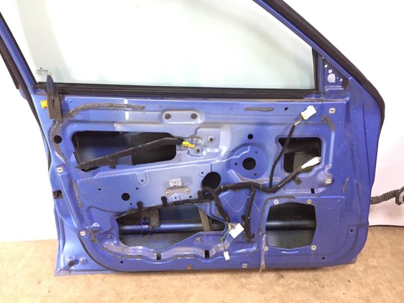 Стеклоподъемник Mitsubishi Carisma DA 4G92 1999 передний левый (б/у)