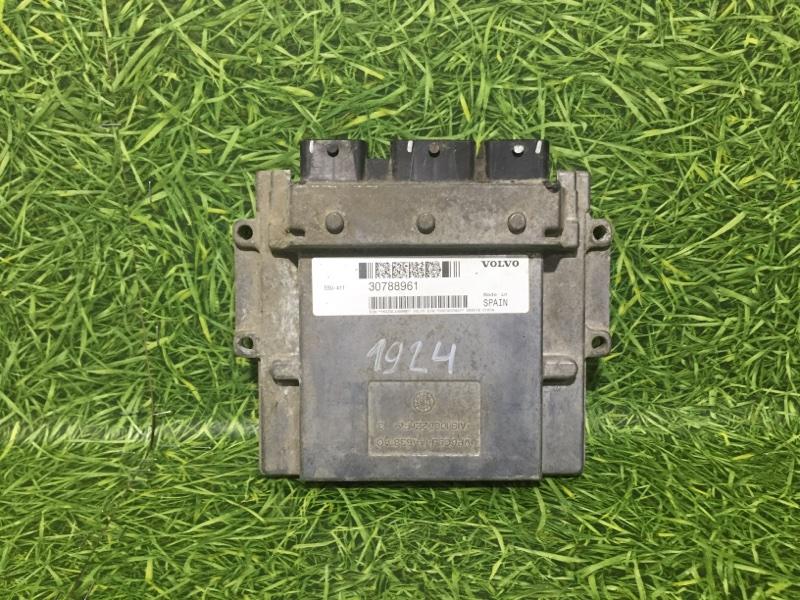 Блок управления двигателя (эбу) Volvo S40 B4184S11 2009 (б/у)