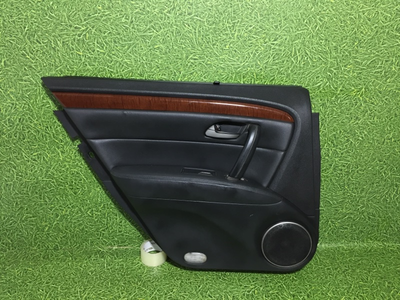Обшивка двери Honda Legend KB1 J35A8 2007 задняя левая (б/у)