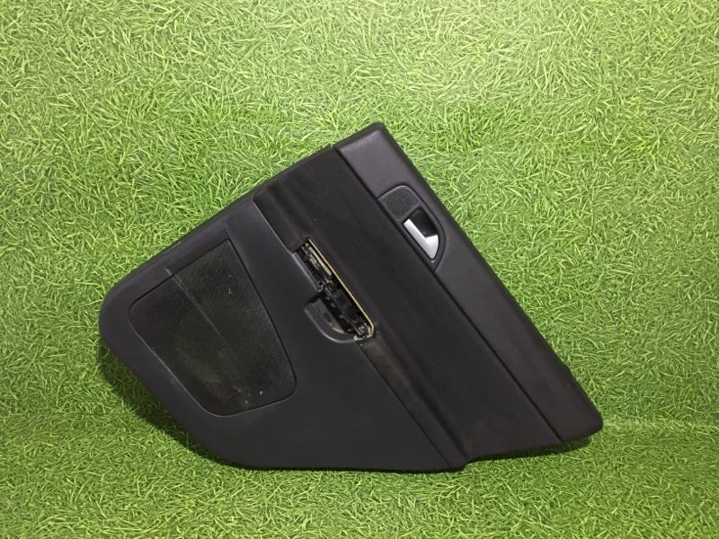 Обшивка двери Volvo S40 B4184S11 2009 задняя правая (б/у)