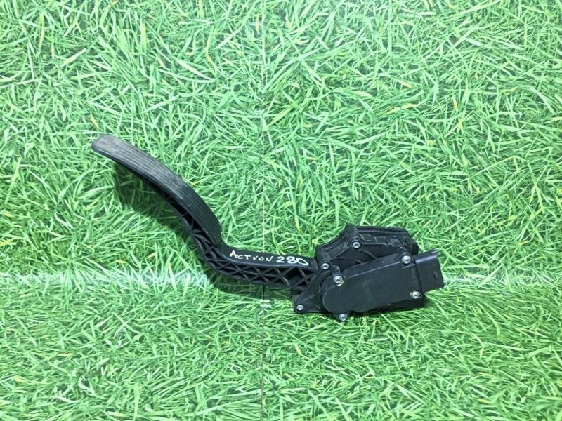 Педаль газа Ssangyong Actyon Sports QJ D20DT 2011 (б/у)