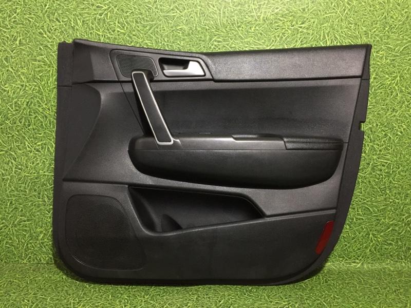 Обшивка двери Kia Sportage 4 передняя правая (б/у)