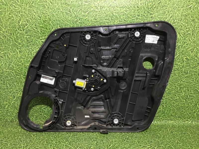 Стеклоподъемник Kia Sportage 4 передний правый (б/у)