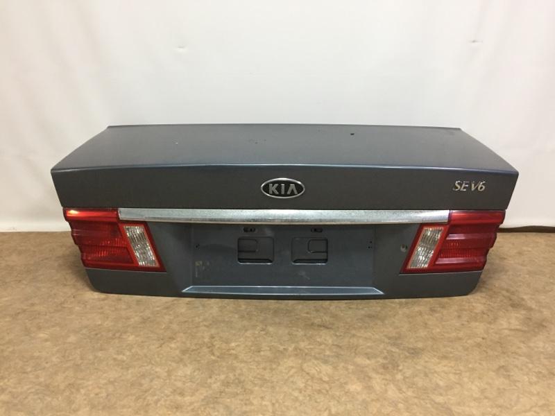 Крышка багажника Kia Optima GD G6BA 2001 (б/у)