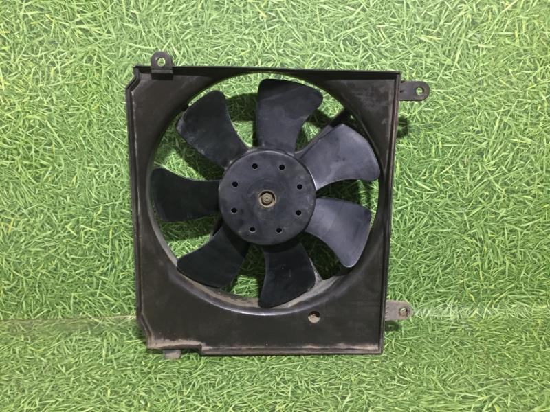 Вентилятор радиатора Chevrolet Lanos СЕДАН A15SMS 2006 (б/у)
