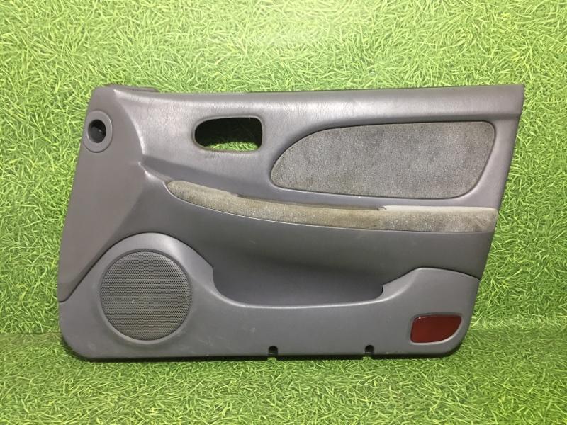 Обшивка двери Kia Optima GD G6BA 2001 передняя правая (б/у)