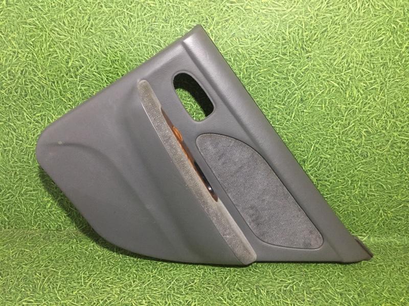 Обшивка двери Kia Optima GD G6BA 2001 задняя правая (б/у)