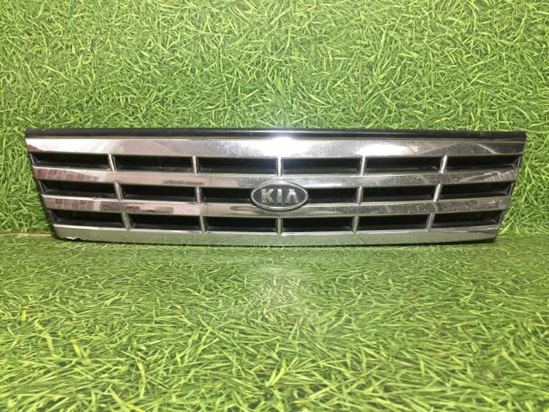 Решетка радиатора Kia Optima GD G6BA 2001 (б/у)