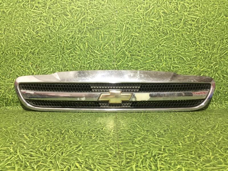 Решетка радиатора Chevrolet Lanos СЕДАН A15SMS 2006 (б/у)