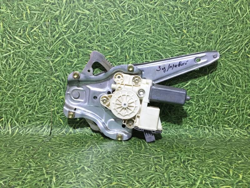 Мотор стеклоподъемника Toyota Corolla задний правый (б/у)