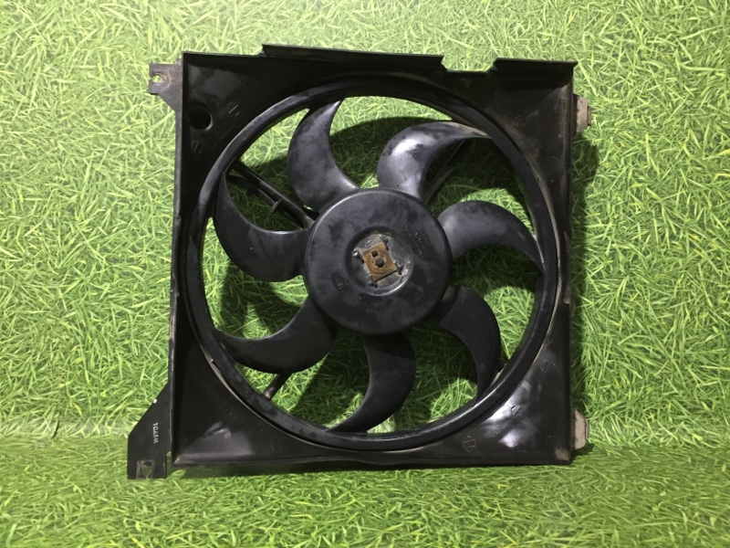 Вентилятор радиатора Kia Sportage (б/у)