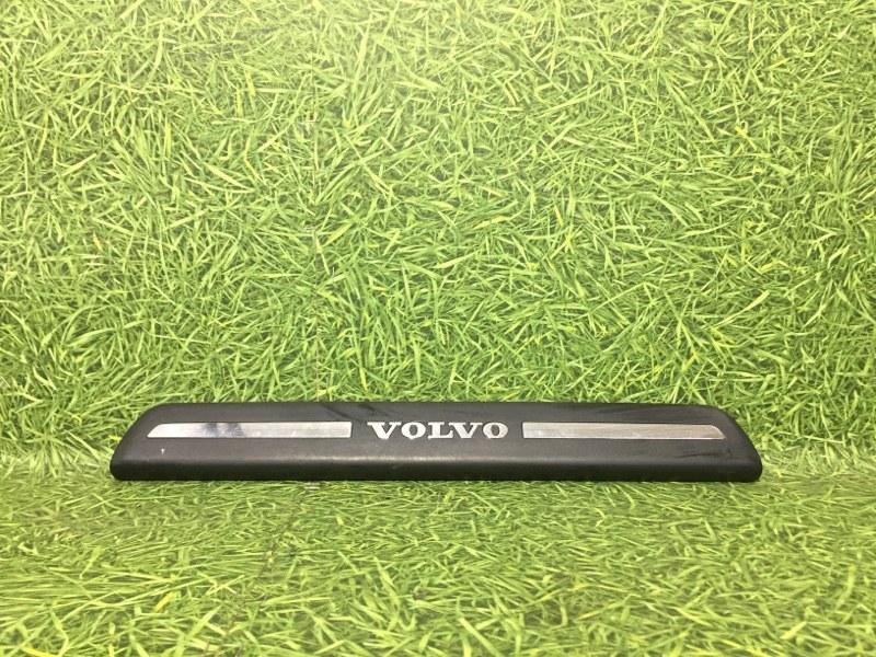 Накладка порога (внутренняя) Volvo S40 B4184S11 2009 передняя правая (б/у)