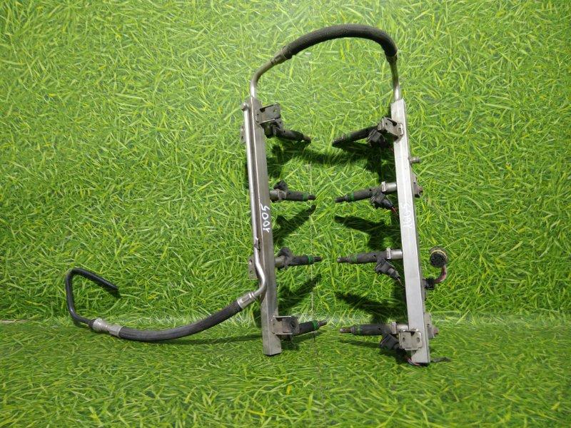 Топливная рампа Bmw 7 E65 N62B44 2004 (б/у)