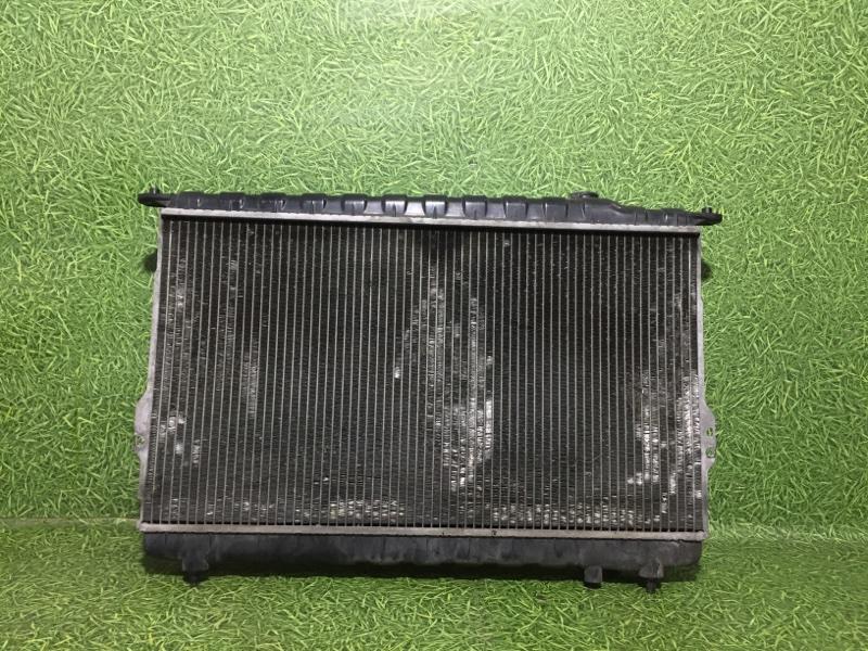 Радиатор основной двигателя Hyundai Sonata EF (б/у)