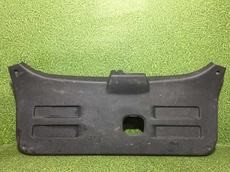 Обшивка багажника Hyundai Tucson JM D4EA 2006 (б/у)