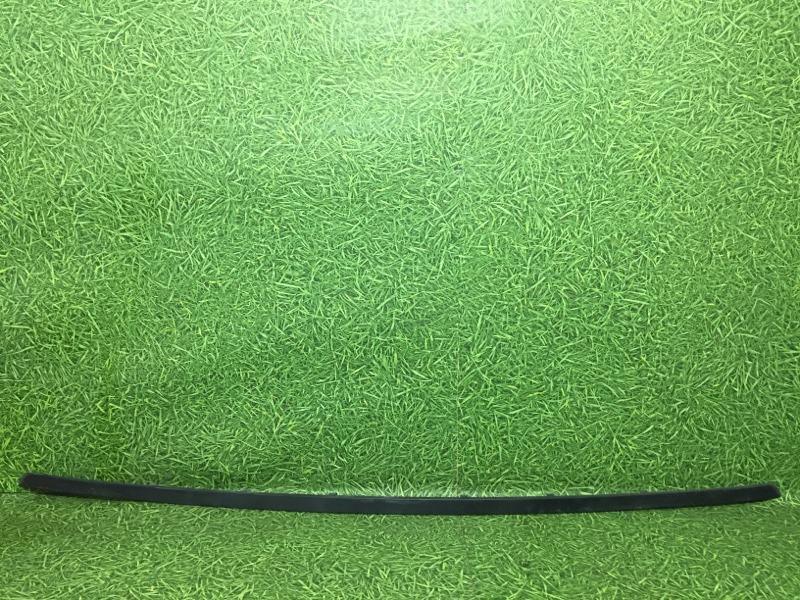 Накладка на бампер Bmw 7 E65 N62B44 2004 задняя (б/у)
