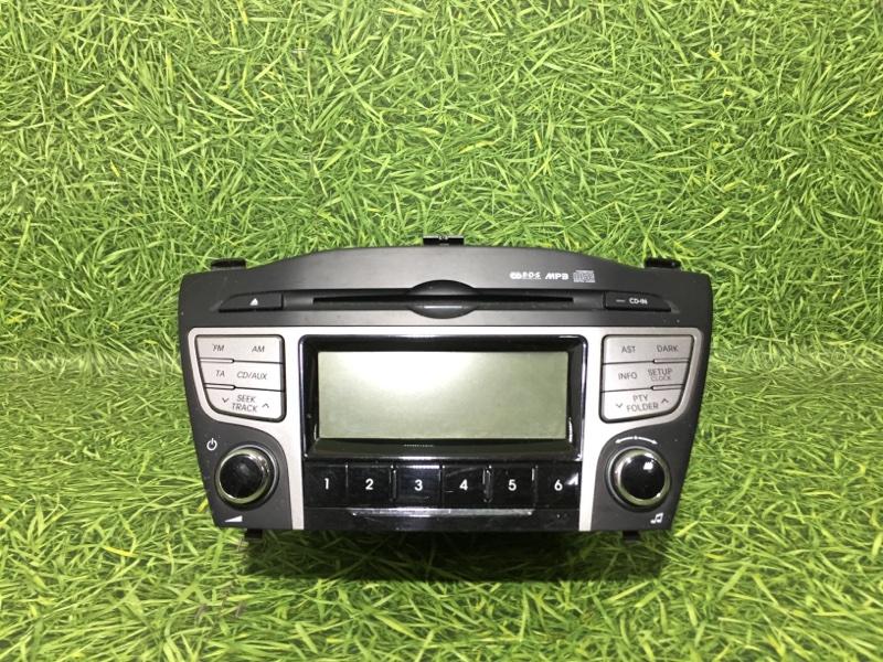 Магнитола Hyundai Ix35 (б/у)