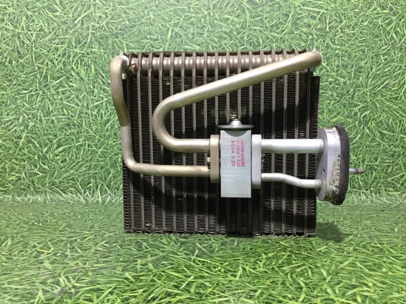 Радиатор кондиционера салонный Chevrolet Lanos СЕДАН A15SMS 2006 (б/у)