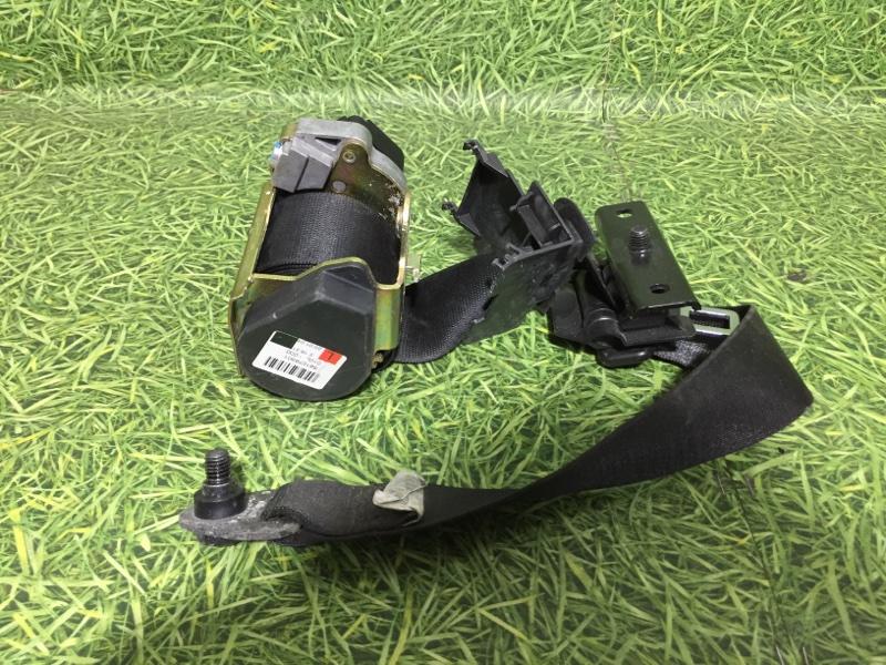 Ремень безопасности Bmw 7 E65 N62B44 2004 передний левый (б/у)
