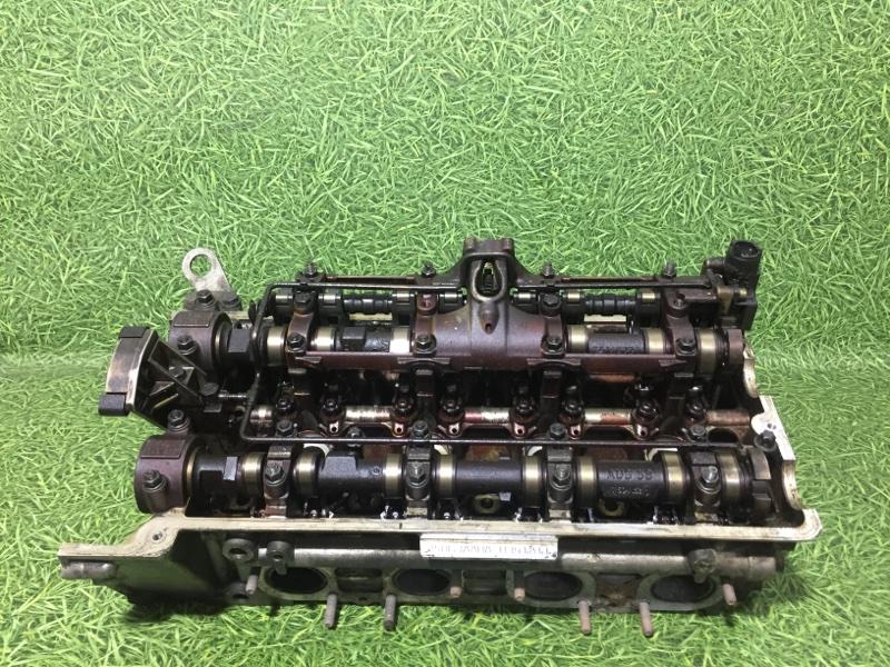 Головка блока цилиндров Bmw 7 E65 N62B44 2004 левая (б/у)