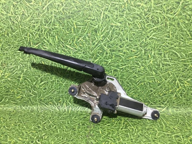 Моторчик стеклоочистителя Toyota Rav 4 задний (б/у)