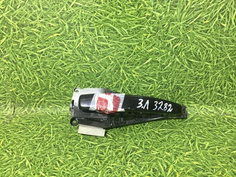Ручка двери внешняя Opel Astra задняя левая (б/у)