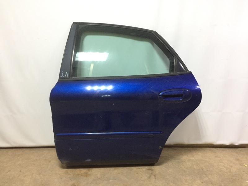 Дверь Ford Taurus 3 1996 задняя левая (б/у)