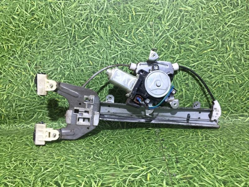 Мотор стеклоподъемника Nissan Murano Z50 VQ35DE 2007 задний правый (б/у)