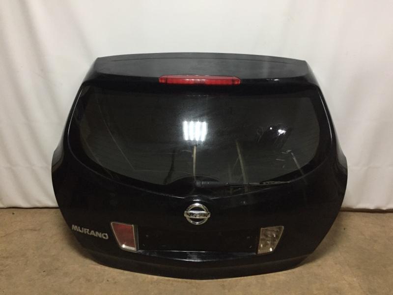 Дверь багажника Nissan Murano Z50 VQ35DE 2007 (б/у)
